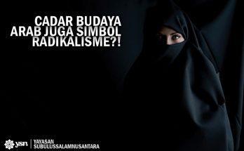 Subulussalamnusantara.org cadar budaya arab radikalisme